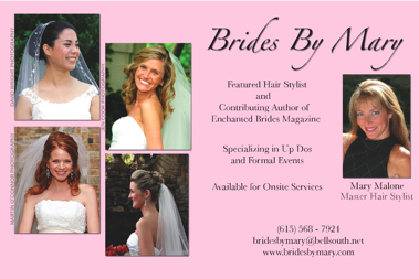 featured in Enchanted Brides