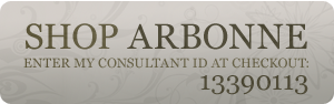 Arbonne Consultant - Enter 13390113 at Checkout